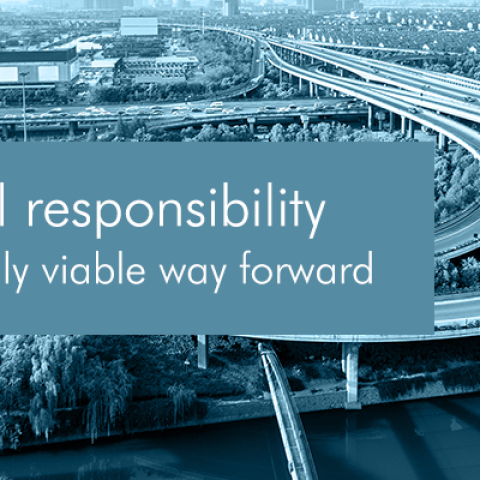 Digital Responsibility - the only viable way forward